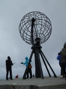 North Cape Monument